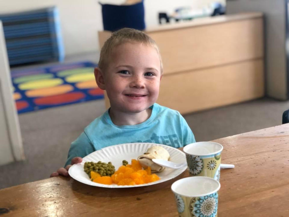 Healthy, Delicious Meals And Snacks Included In Tuition